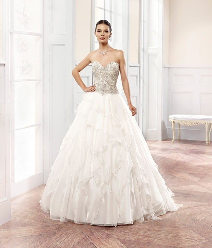 Wedding Dress CT125 – Eddy K Bridal Gowns