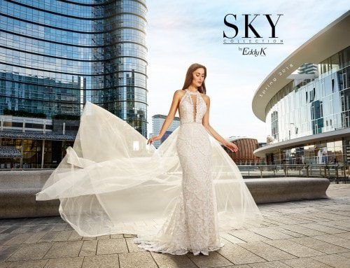 Designer Eddy K. presents: Sky Collection Spring 2018