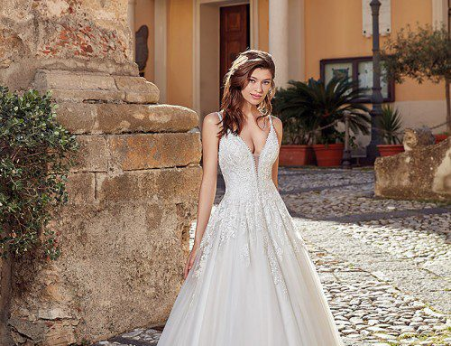 Wedding Dress EK1263