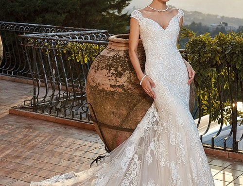 Wedding Dress EK1272