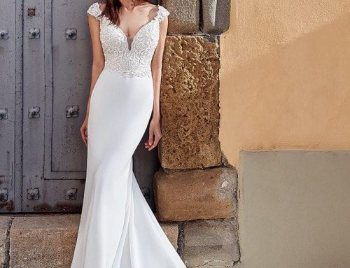 Wedding Dress EK1275
