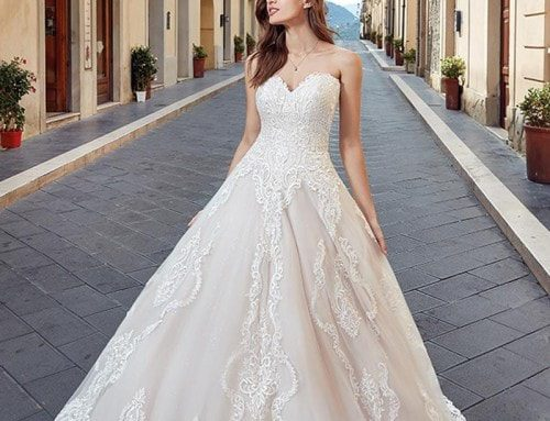 Wedding Dress EK1296