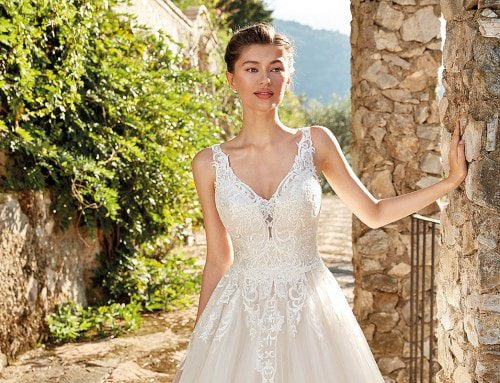 Wedding Dress EK1309