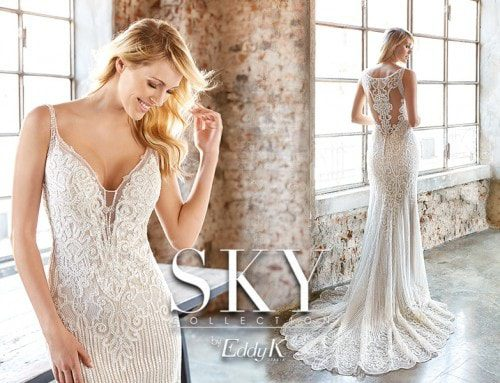 Eddy K. Dress of the Week SKY171