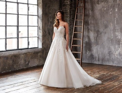 Wedding Dress CT239
