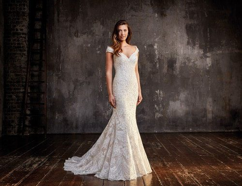 Wedding Dress CT246