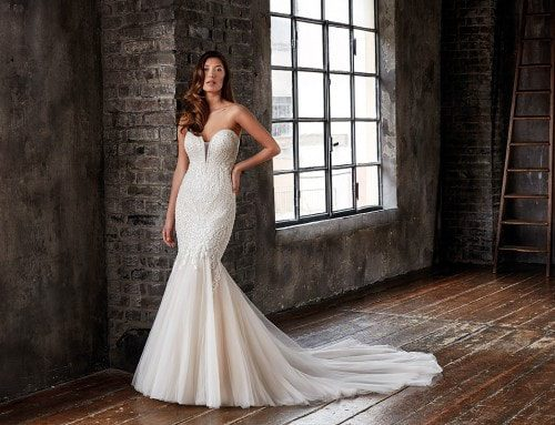 Wedding Dress CT247