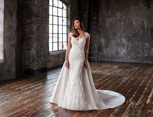 Wedding Dress CT256