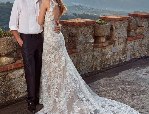 Wedding Dress EK1265