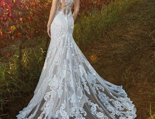 Wedding Dress EK1267