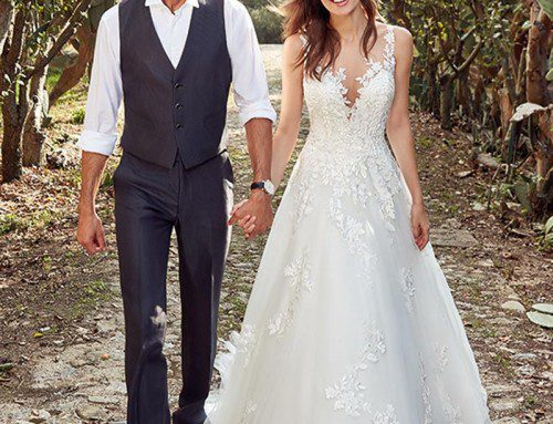 Wedding Dress EK1269