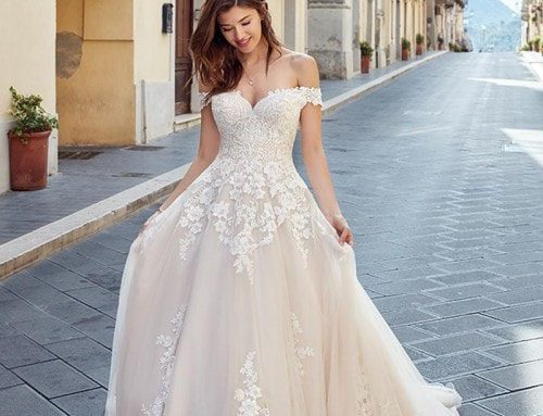 Wedding Dress EK1277