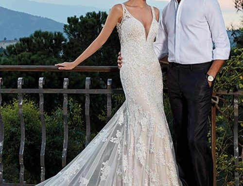 Wedding Dress EK1282