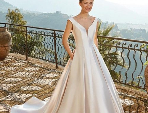 Wedding Dress EK1283