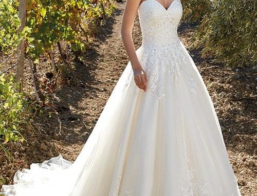 Wedding Dress EK1291