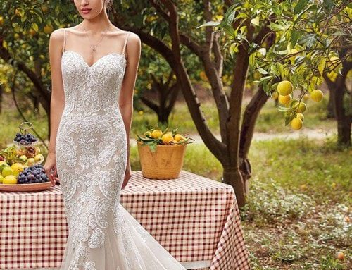 Wedding Dress EK1299