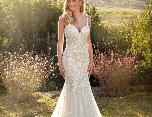 Wedding Dress EK1332 Amelia
