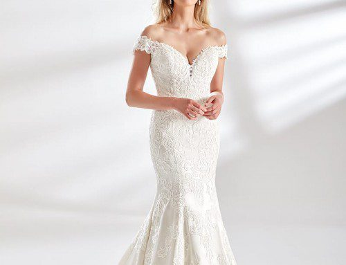 Wedding Dress EK1318