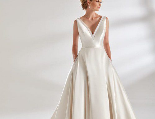 Wedding Dress EK1331