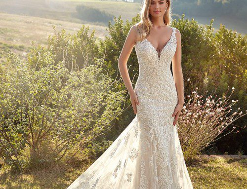 Wedding Dress EK1333 Victoria