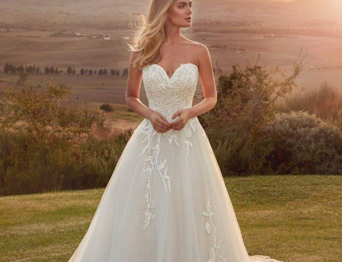 Wedding Dress EK1334 Zara
