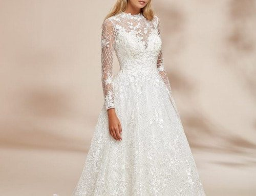 Wedding Dress SKY184