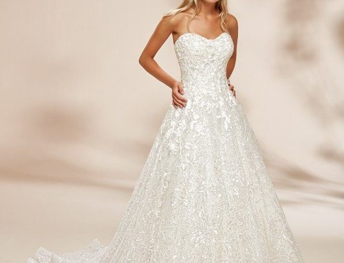 Wedding Dress SKY186